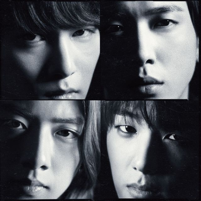 CN Blue - In My Head Single cover