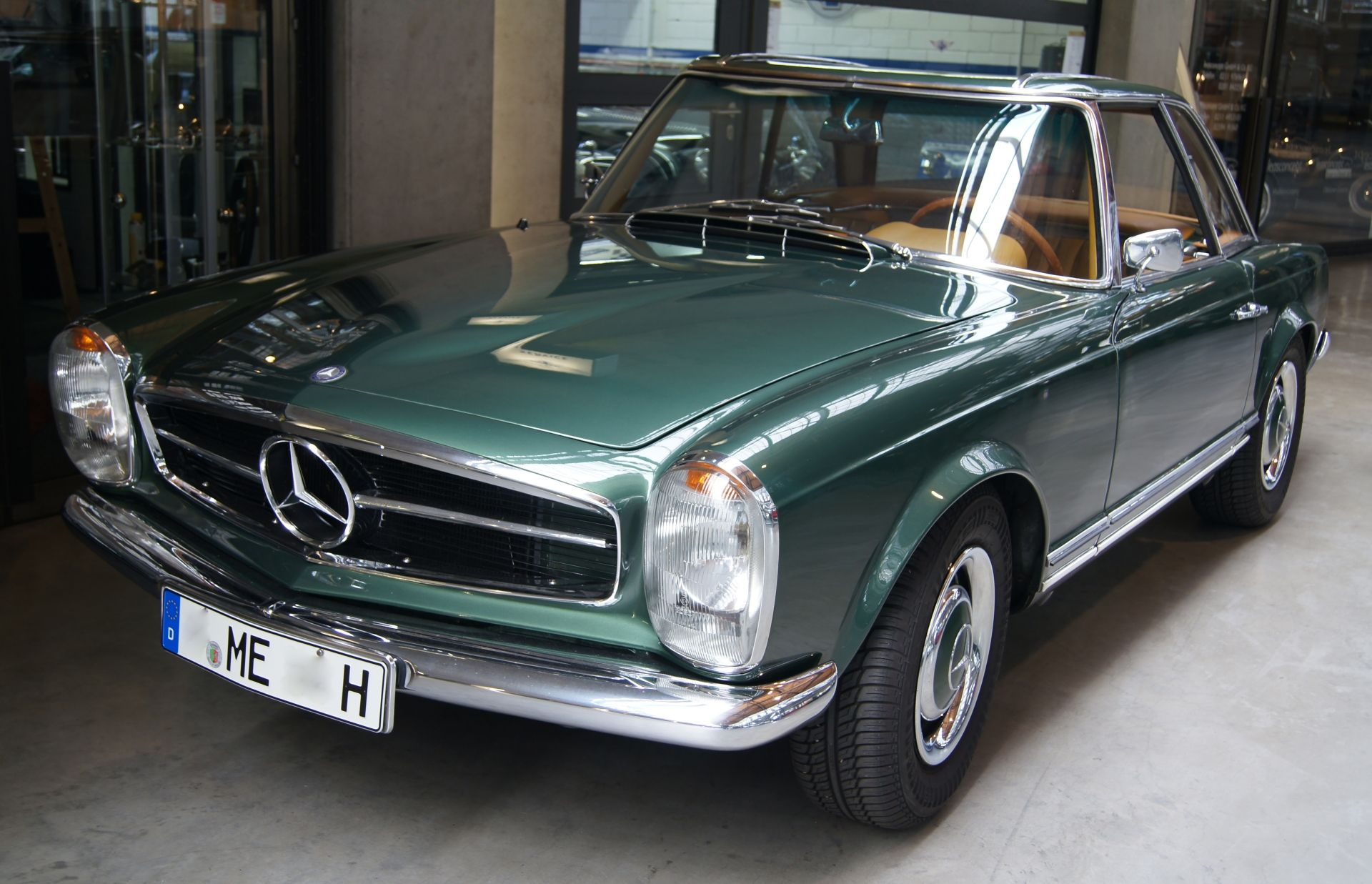 Power Cars Mercedes Benz W113 230 Sl Quot Pagode Quot
