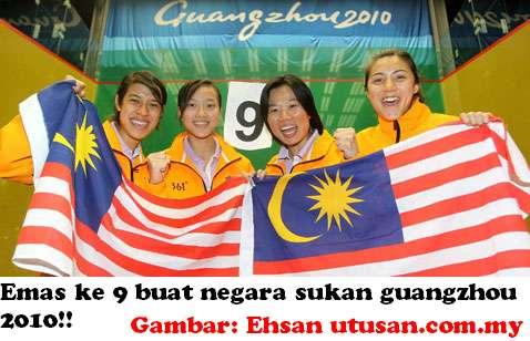 skuash kebangsaan, skuash rangkul emas ke 9, skuash berpasukan, skuash berpasukan capai emas ke9, nicol ann david, emas ke 9 negara buat malaysia